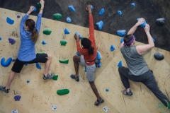 2016 Jan Ground Up Climbing Gym